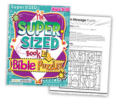 5 winning ways to use the Supersized Book of Bible Puzzles