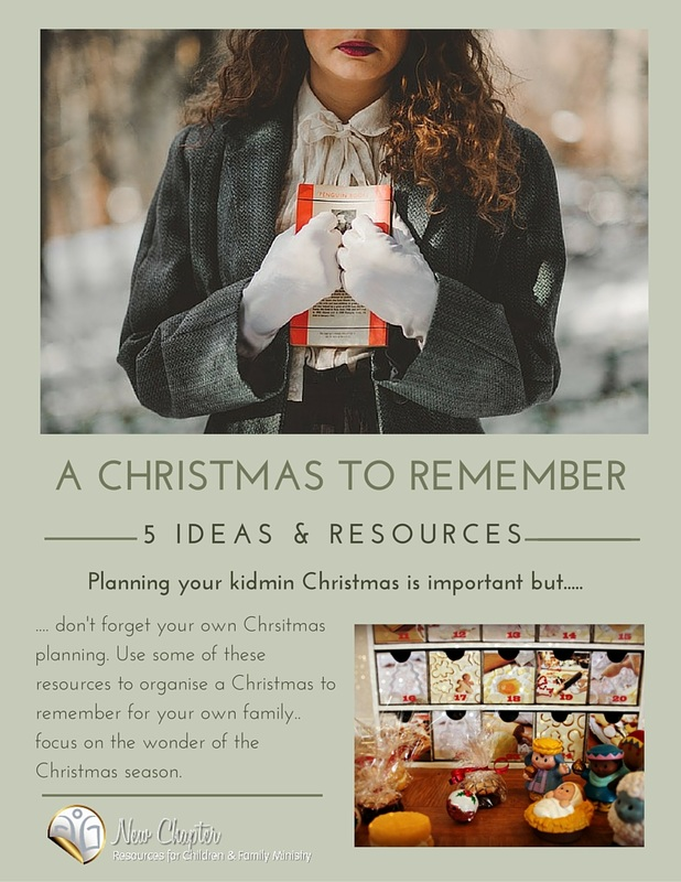 5 resources to help your plan your own Christmas to remember