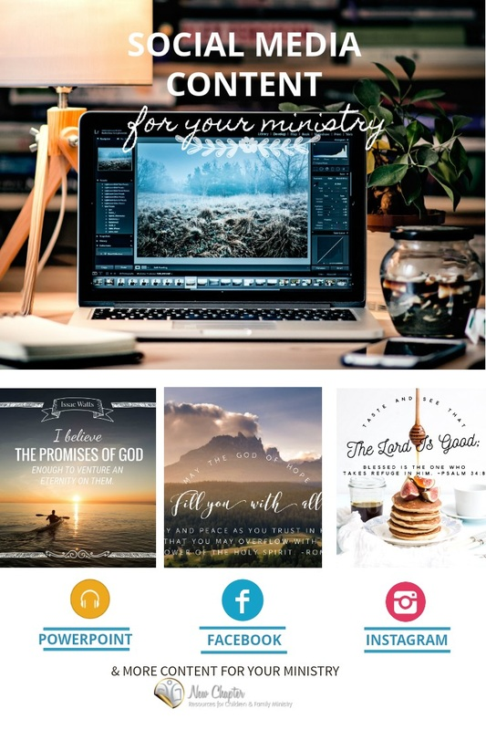 Social media packs for your ministry. Make your social media plan work effortlessly with this pack of inspirational images, quotes, Scripture verses and more. Each pack contains at least 12 files- enough images and material for an entire month.